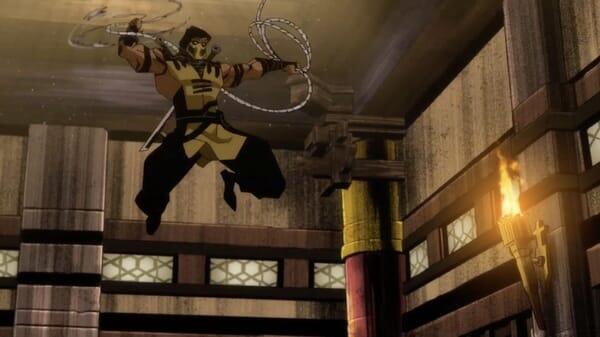 Mortal Kombat Leyendas: La venganza de Scorpion - Image - Imagen 24