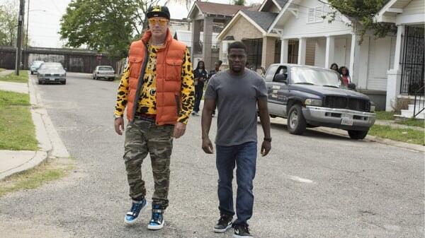 Darnell Y James caminando en 30 Días para ir a la Cárcel