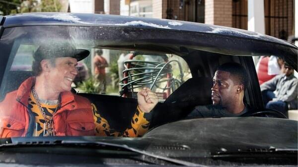 Darnell Y James en el coche en 30 Días para ir a la Cárcel