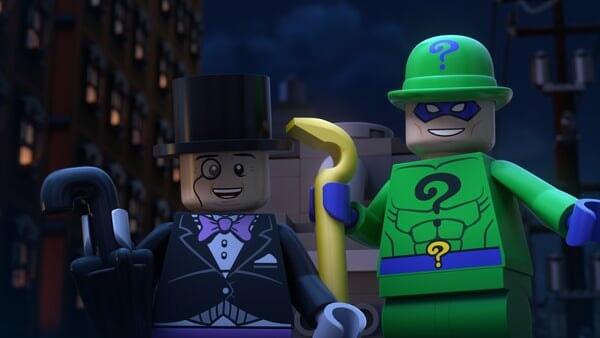 El acertijo Lego