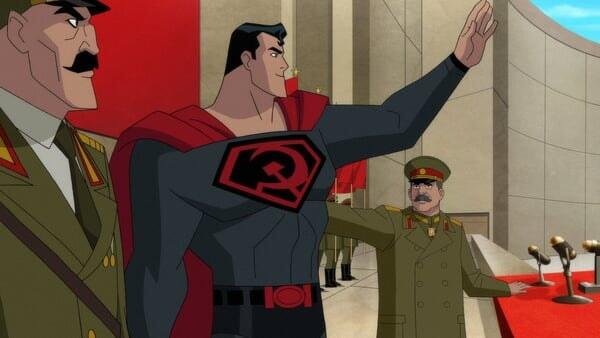 SUPERMAN HIJO ROJO  - Image - Imagen 3
