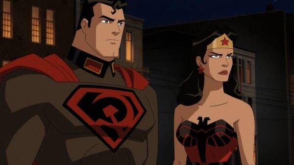 SUPERMAN HIJO ROJO  - Image - Imagen 13