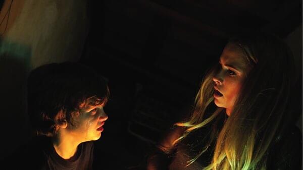 Rebecca y Martin llorando en Cuando Las Luces Se Apagan
