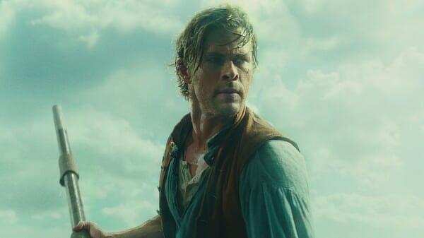 Owen enojado en En el Corazón del Mar