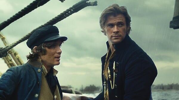 Owen y Matthew en En el Corazón del Mar