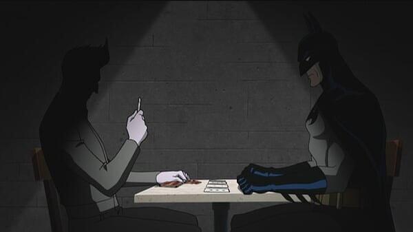 Batman y Joker sentados, Batman: The Killing Joke