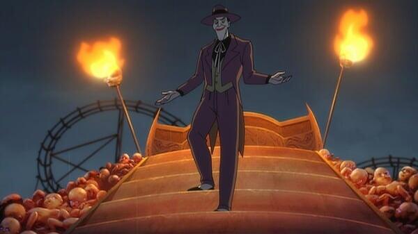 Joker en las escaleras, Batman: The Killing Joke