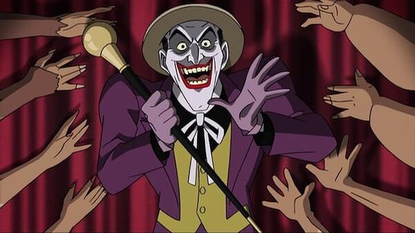 Joker show, Batman: The Killing Joke