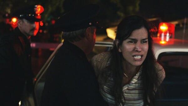 Patricia enojada en La Maldición De La Llorona