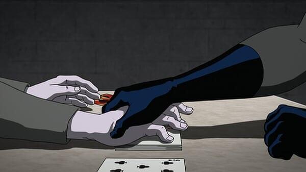 Manos de Batman y Joker, Batman: The Killing Joke