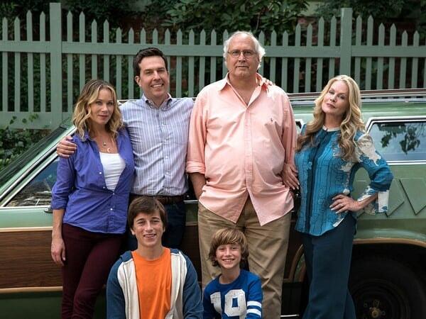 Familia Griswold en Vacaciones
