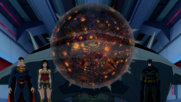 Liga de la justicia oscura: Guerra Apokolips - Image - Imagen 14