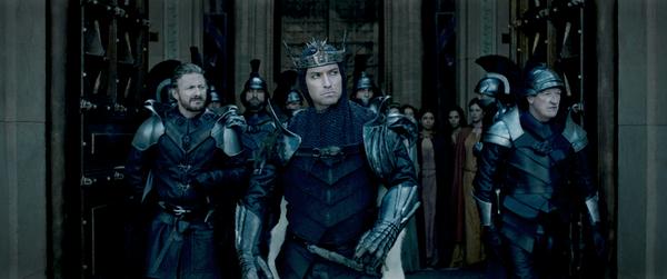 Excalibur, King Arthur, Charlie Hunnman