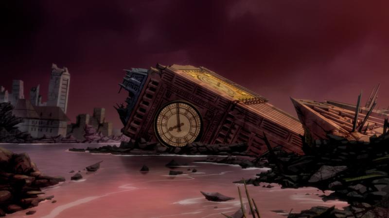 Liga de la justicia oscura: Guerra Apokolips - Image - Imagen 8