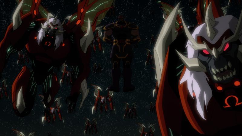 Liga de la justicia oscura: Guerra Apokolips - Image - Imagen 4