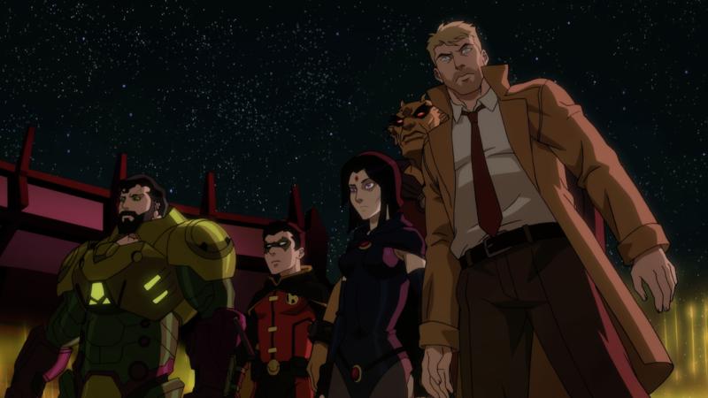 Liga de la justicia oscura: Guerra Apokolips - Image - Imagen 2