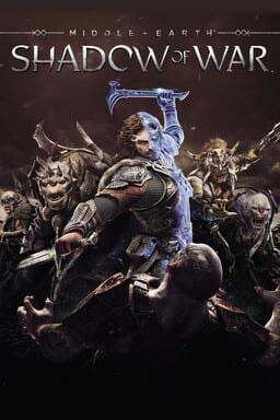 Middle-Earth Shadow of War - Key Art