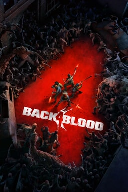 Key art Back 4 Blood