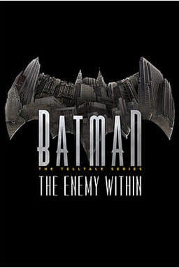 Batman The Enemy Within: the Telltale Series - Key Art