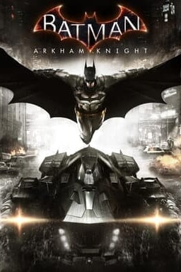Batman Arkham Knight - Key Art