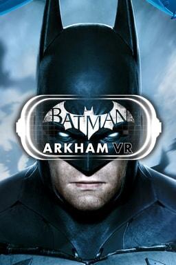 Batman: Arkham VR - Key Art