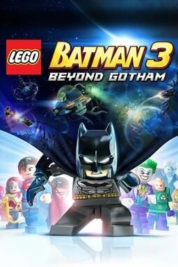 LEGO Batman 3 - Key Art