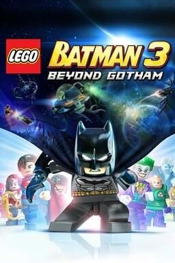 KeyArt: LEGO Batman 3