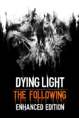 Dying Light: The Following Enhanced Edition - Key Art