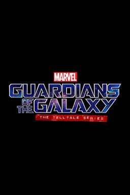 Guardians of the Galaxy: the Telltale Series - Key Art