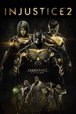 Injustice 2 Legendary Edition  - Key Art