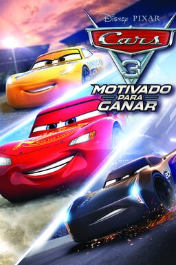 Keyart Cars 3 Driven to win