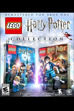 Key Art Harry Potter Collection