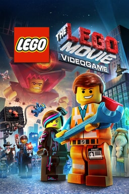 Key art The Lego Movie Videogame