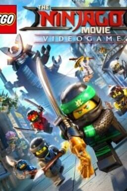 KeyArt: LEGO Ninjago: The Videogame