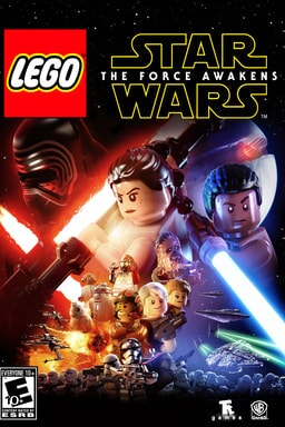 LEGO Star Wars : The Force Awakens - Key Art