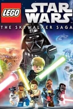 Keyart LEGO Star Wars: La Saga de Skywalker