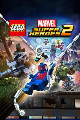 LEGO Marvel Super Heroes 2 - Key Art
