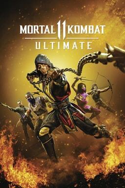 Key art Mortal Kombat 11 Ultimate