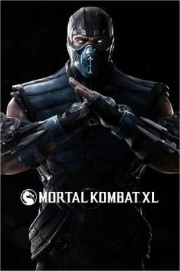 KeyArt: Mortal Kombat XL