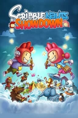 ScribbleNauts Showdown - Key Art