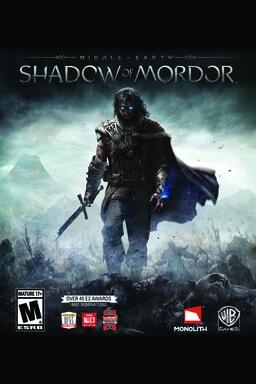 KeyArt: Middle Earth: Shadow of Mordor