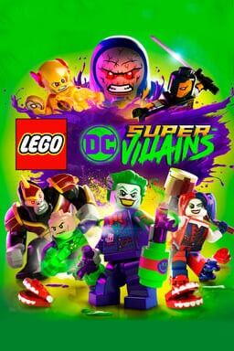 LEGO DC SUPER VILLAINS  - Key Art