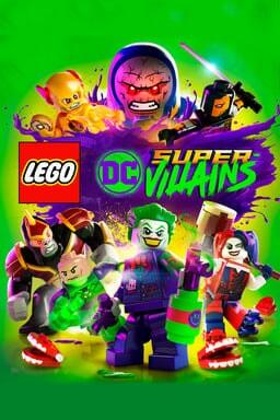 LEGO DC SUPER VILLAINS  - Key Art