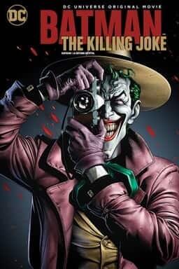 Keyart Batman: The Killing Joke
