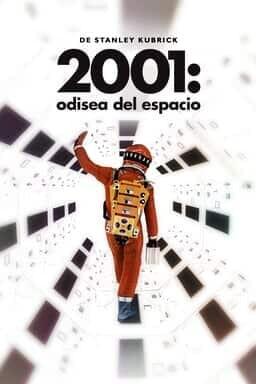 Poster 2001: Odisea al espacio
