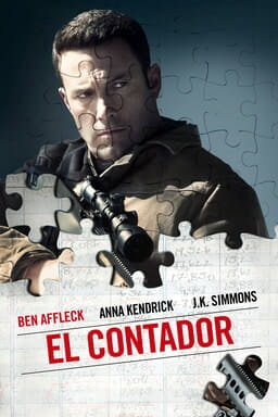 El Contador - Key Art