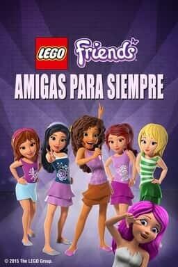 Key art LEGO Friends: Amigas Para Siempre