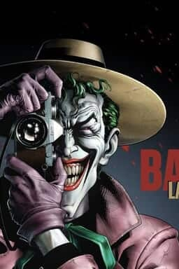 KeyArt: Batman: The killing Joke