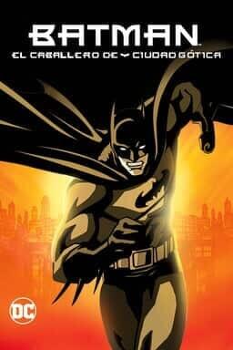 Key Art Batman: El Caballero de Ciudad Gótica