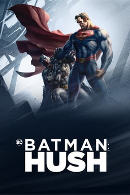 Batman Hush - Key Art